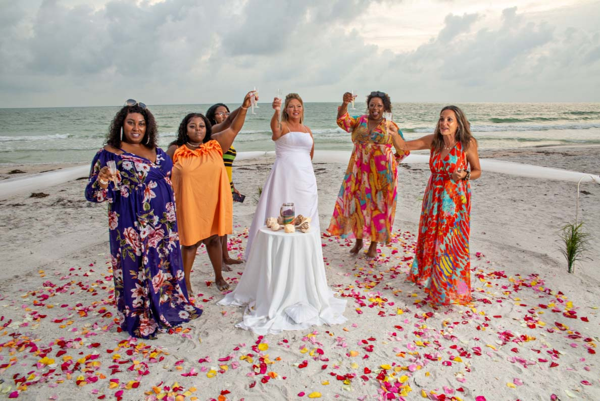 Florida Beach Empowerment Ceremonies