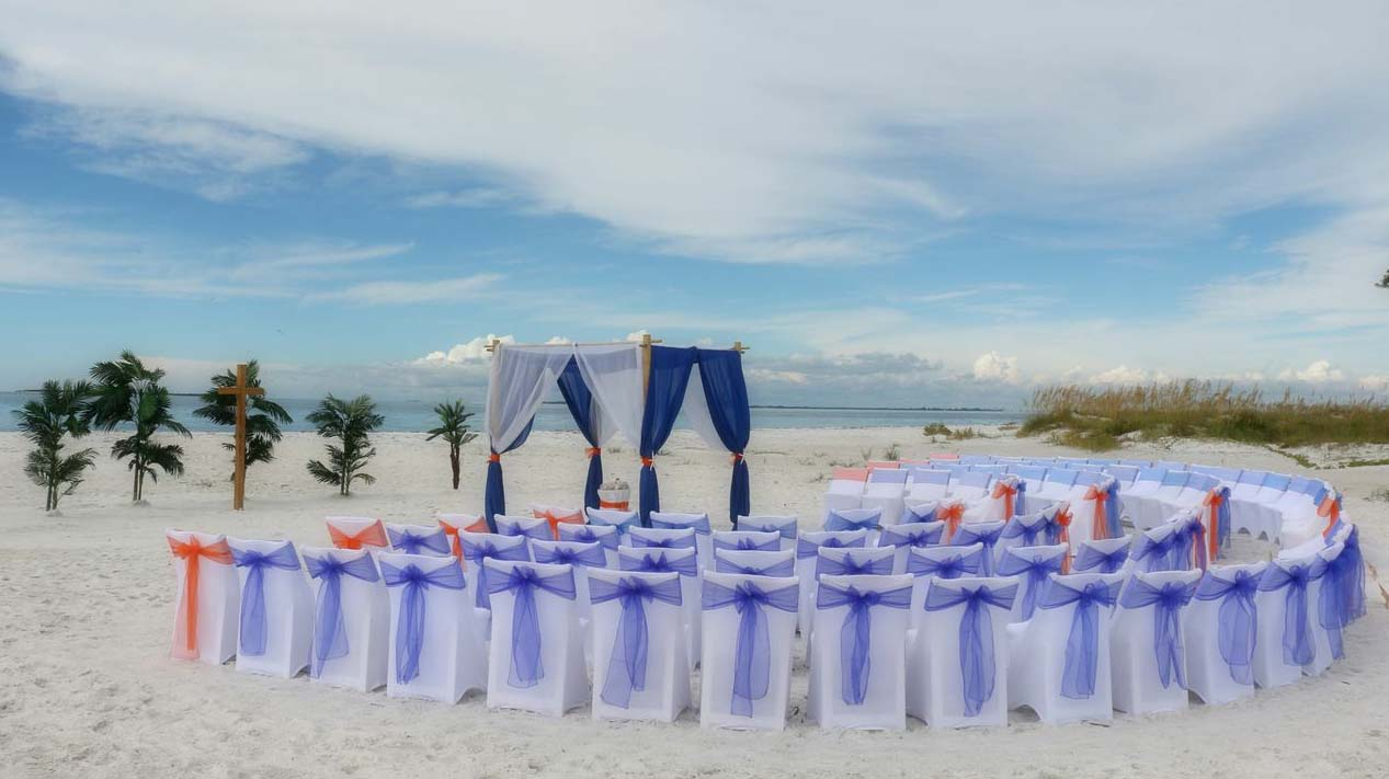 Anna Maria Island Beach Weddings
