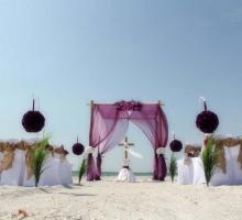 themed wedding ceremony