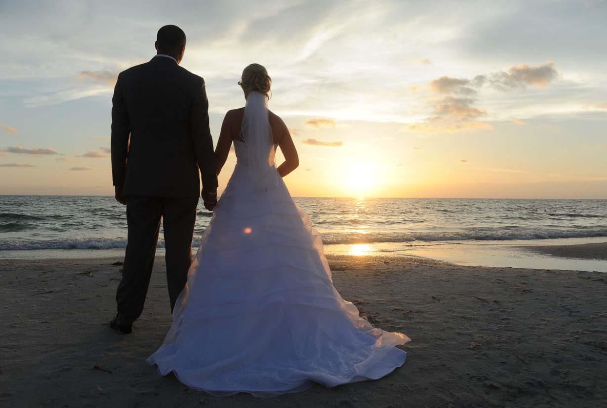 Wedding At The Beach: Clearwater Beach Weddings