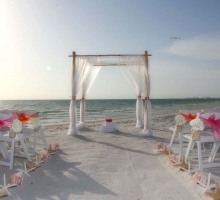 Pass-a-Grille beach weddings
