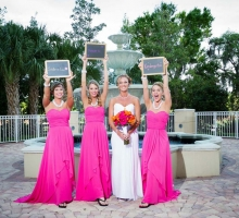 Florida beach wedding gallery