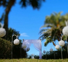 Florida Garden Weddings by Suncoast Weddings