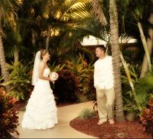 Florida Garden Weddings by Suncoast Weddings