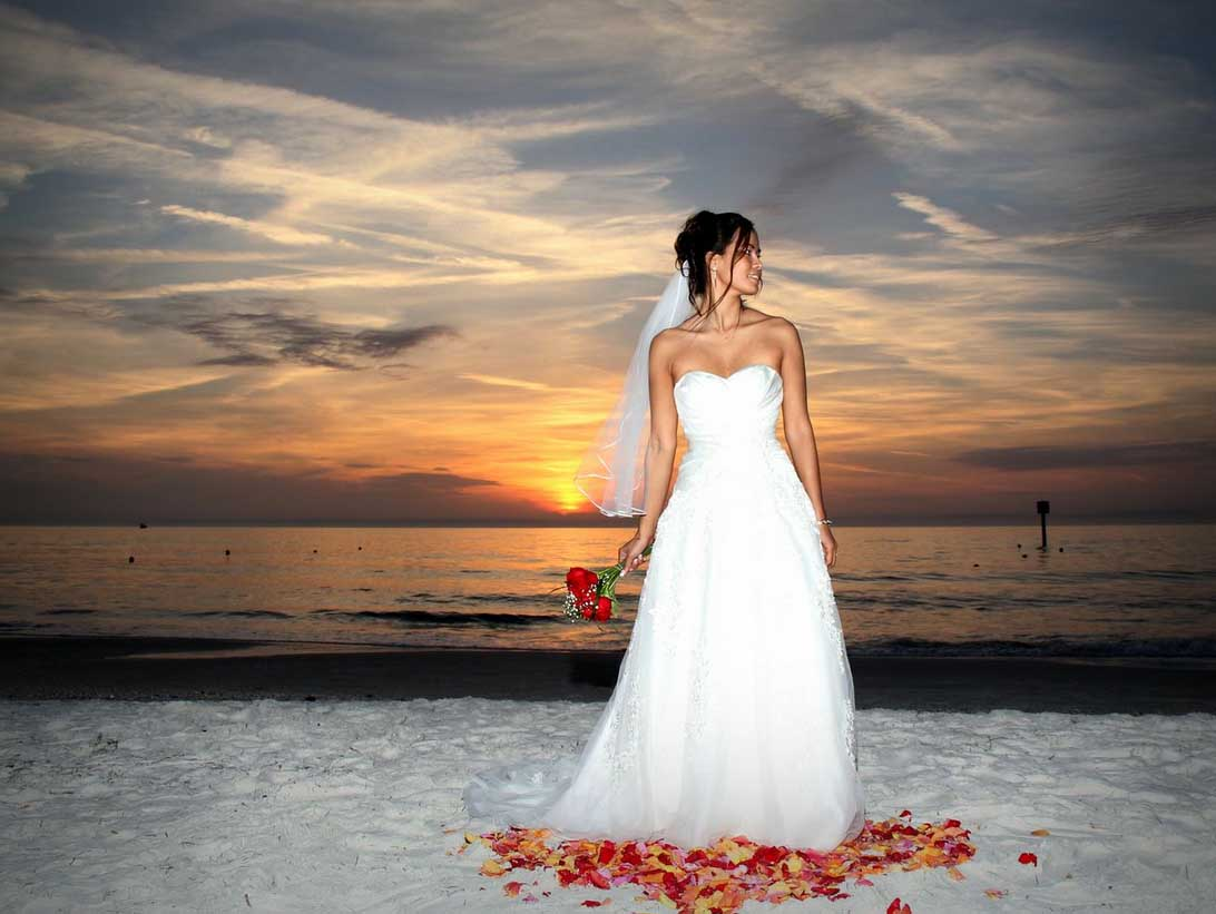 The Gulf Beach Package By Suncoast Weddingssuncoast Weddings
