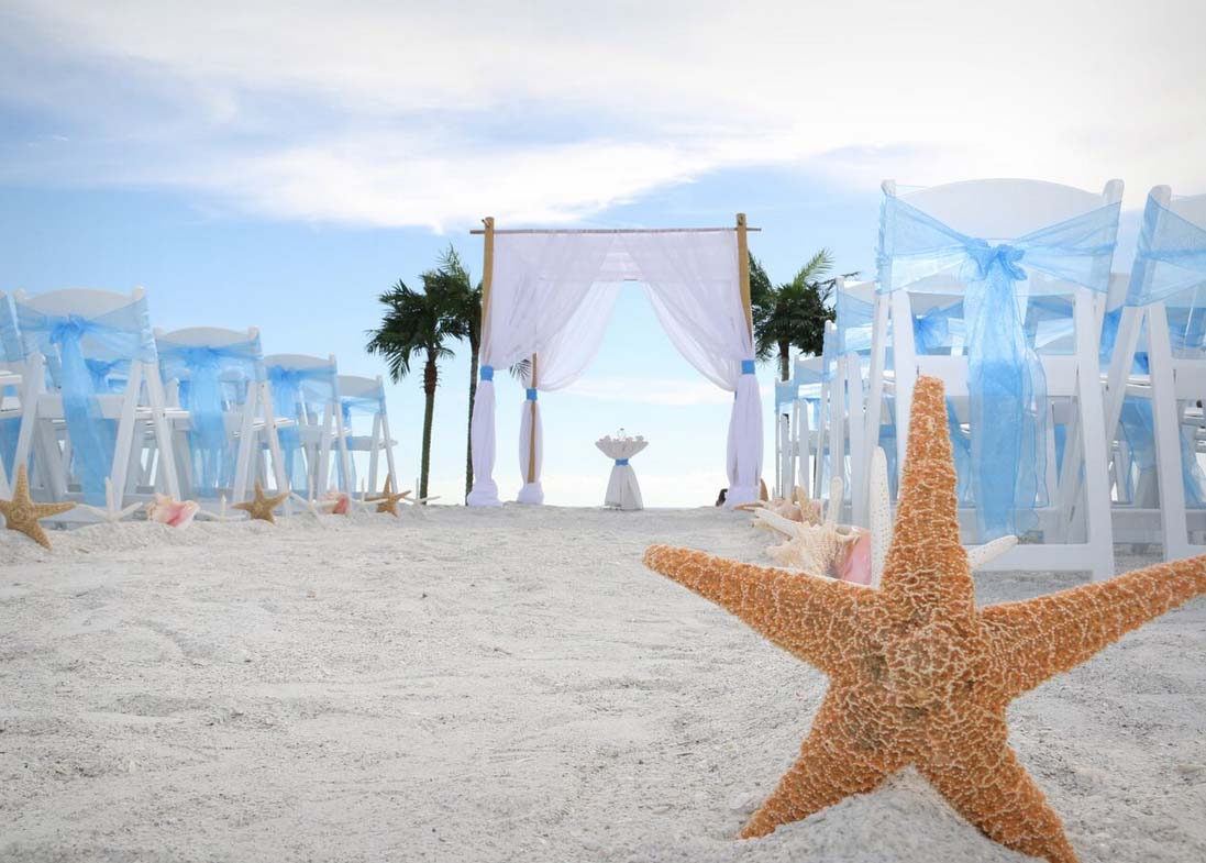 Island Oasis Package Florida Beach Weddingsuncoast Weddings