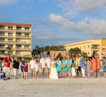 Madeira Beach weddings in Florida