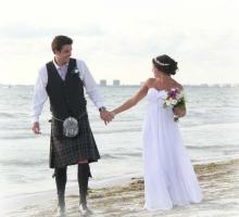 Pass-a-Grille beach weddings