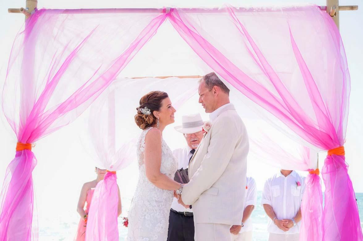 Outstanding Fuschia Pink Wedding Theme Mold - Wedding Dress ...