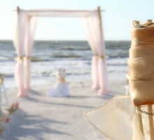 Affordable Florida beach weddings, vow renewals, elopements, commitment ceremonies by Suncoast Weddings