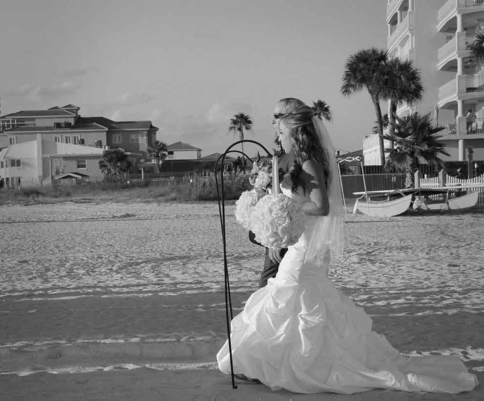 Redington Ss Beach Wedding In Florida