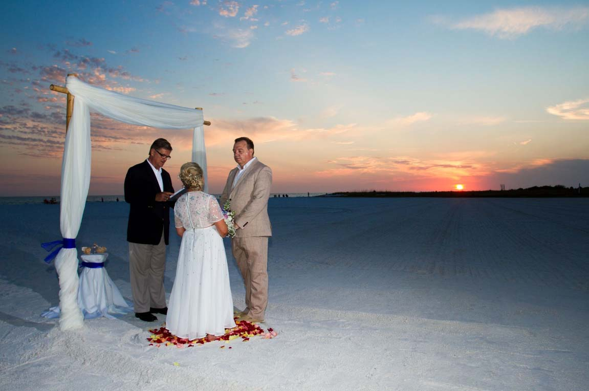 Siesta Key Beach Weddings In Florida