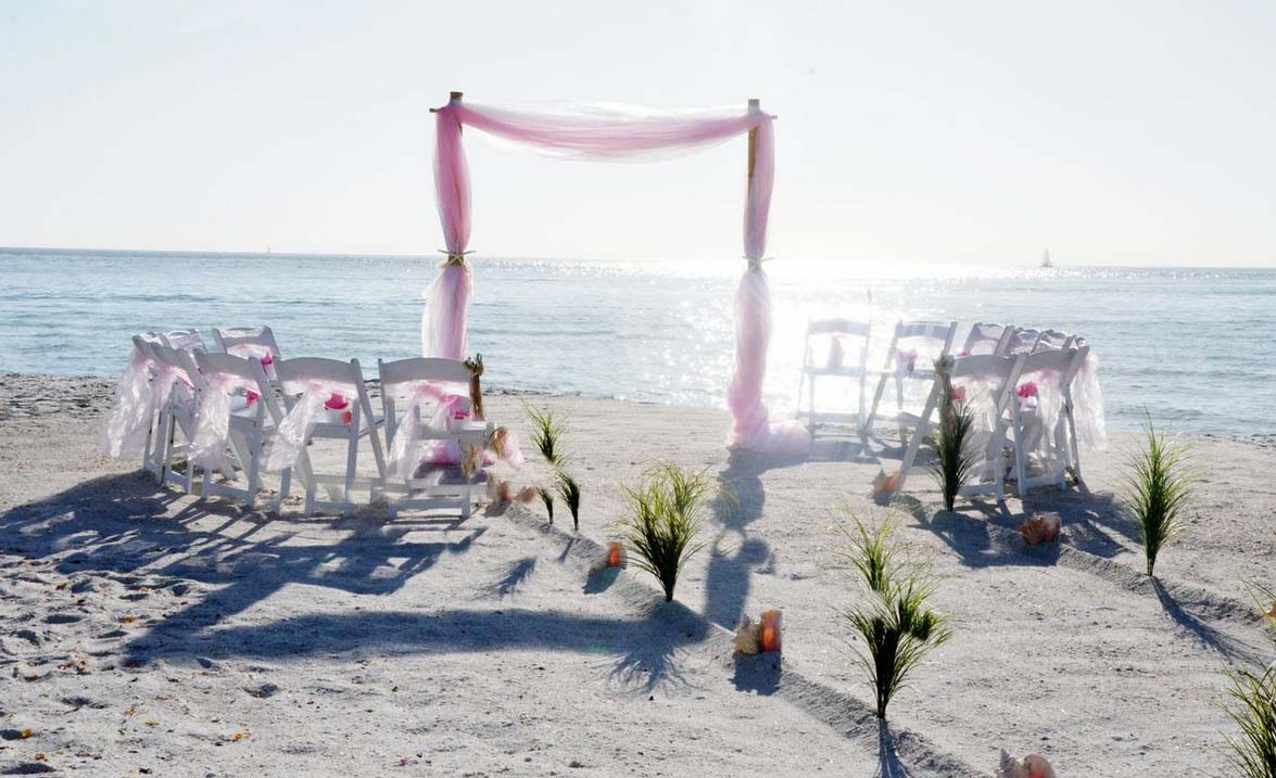 Affordable Florida Beach Wedding Packages Suncoast Package By Weddings