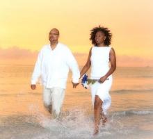 Florida beach wedding photography