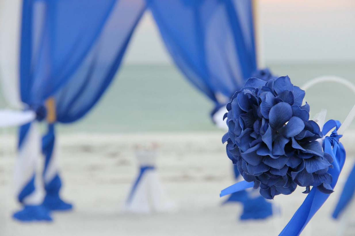 Florida Beach Wedding Day Style from Suncoast WeddingsSuncoast Weddings