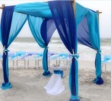 Florida beach wedding packages